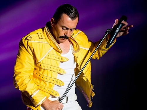 SOLD OUT: The Freddie and Queen Experience