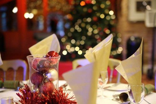 Christmas Party Night with Live Band
