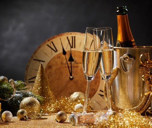New Years Eve 4-Course Celebration