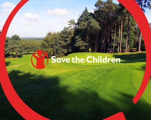Charity Golf Day - Save the Children