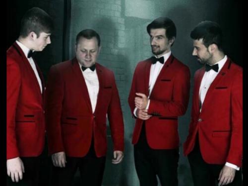 The Jersey 4 - Jersey Boys Tribute